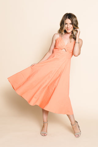 Here Comes The Sun Dress *FINAL SALE*