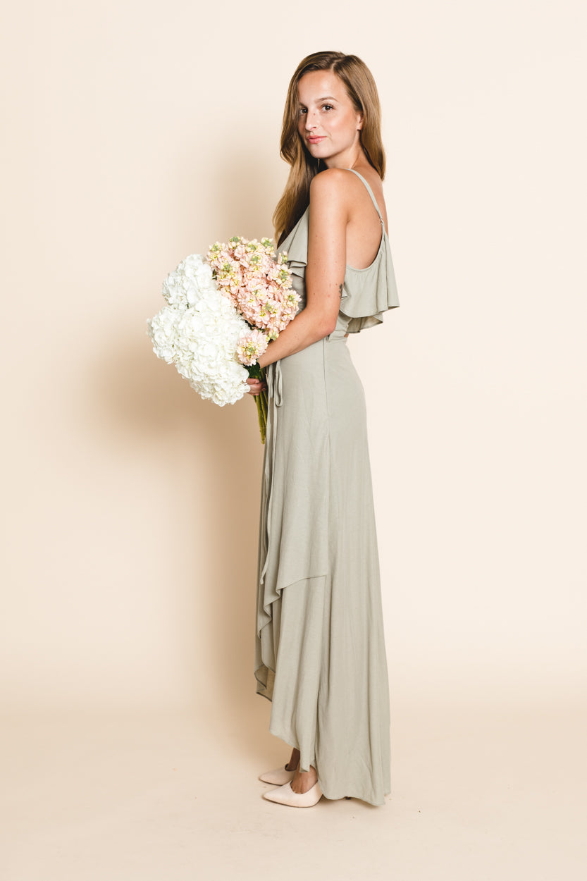 Lily Of The Valley Maxi Dress *FINAL SALE*