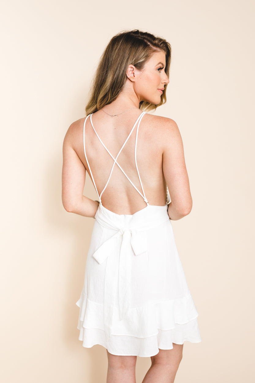 Never Be The Same Strappy Dress