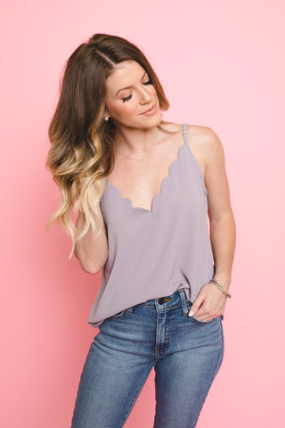 Harper Lace Sleeve Top