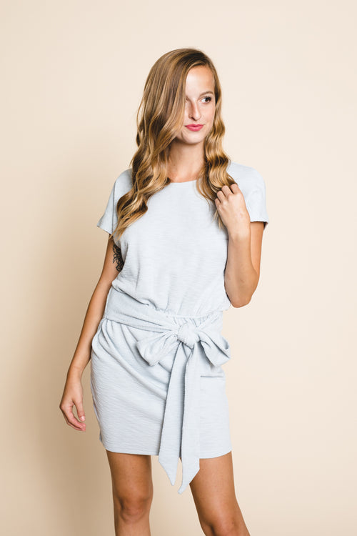 Simple Ribbed Dress
