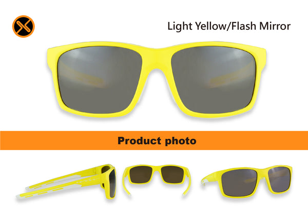 yellow polarized sunglasses