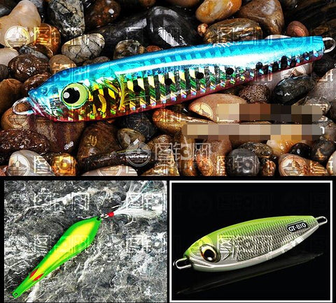 jigging lure