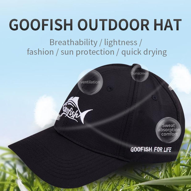 goofish outdoor cap hat