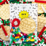 DIY HOLIDAY ORNAMENT NECKLACE KIT
