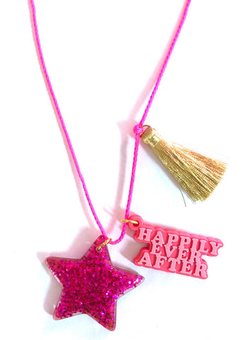 """HAPPILY EVER AFTER"" NECKLACE"