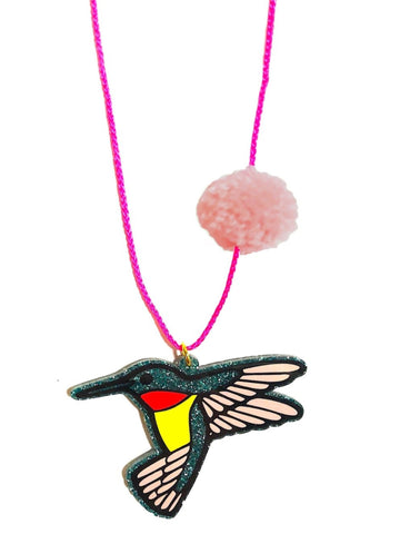 """HUMMINGBIRD"" NECKLACE"