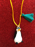 """PARKER THE PENGUIN"" NECKLACE"