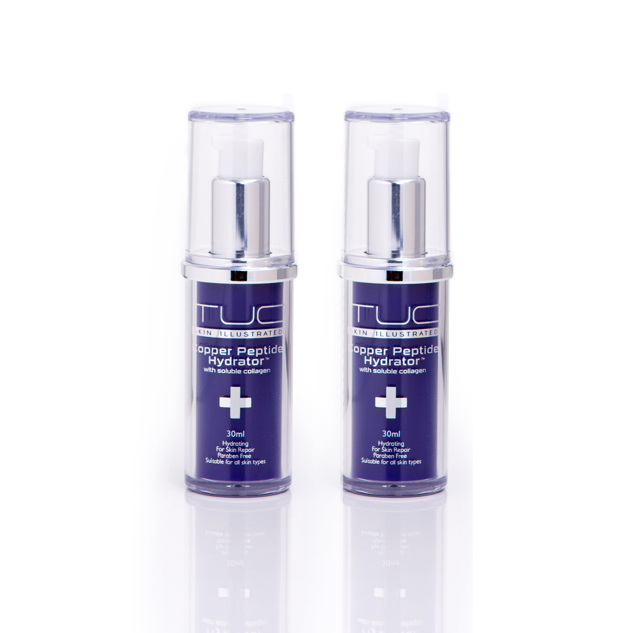 COPPER PEPTIDE HYDRATOR X'MAS BUNDLE [2 BOTTLES]