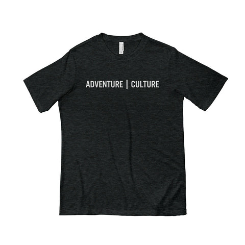 Adventure Culture Fitted T-shirt