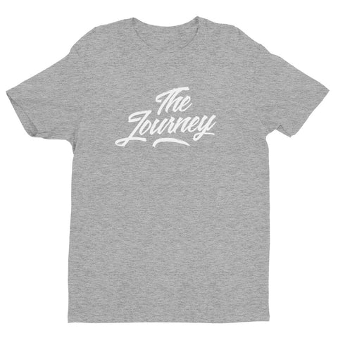 The Journey Fitted Short Sleeve T-shirt