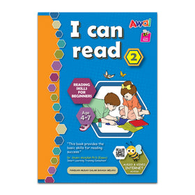 I Can Read 2