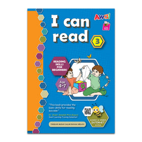 I Can Read 3