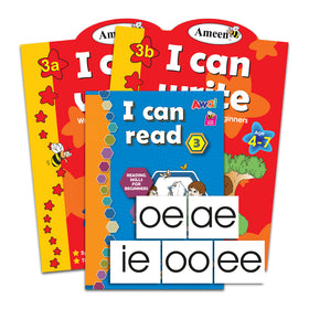 Pakej I Can Read -  Tahap 3