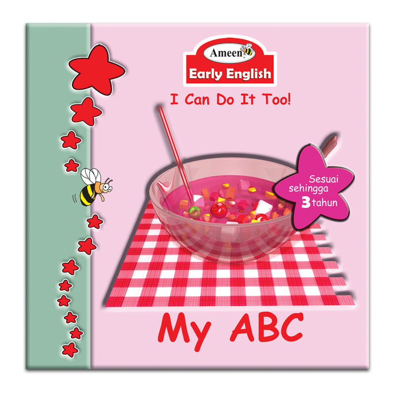 I Can Do It! - My ABC