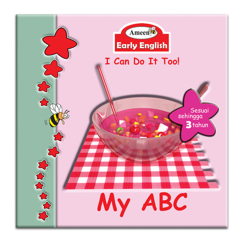 I Can Do It Too! Series - My ABC