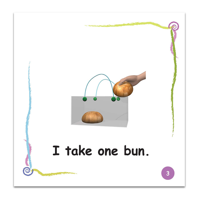 I Can Do It! - My Bun