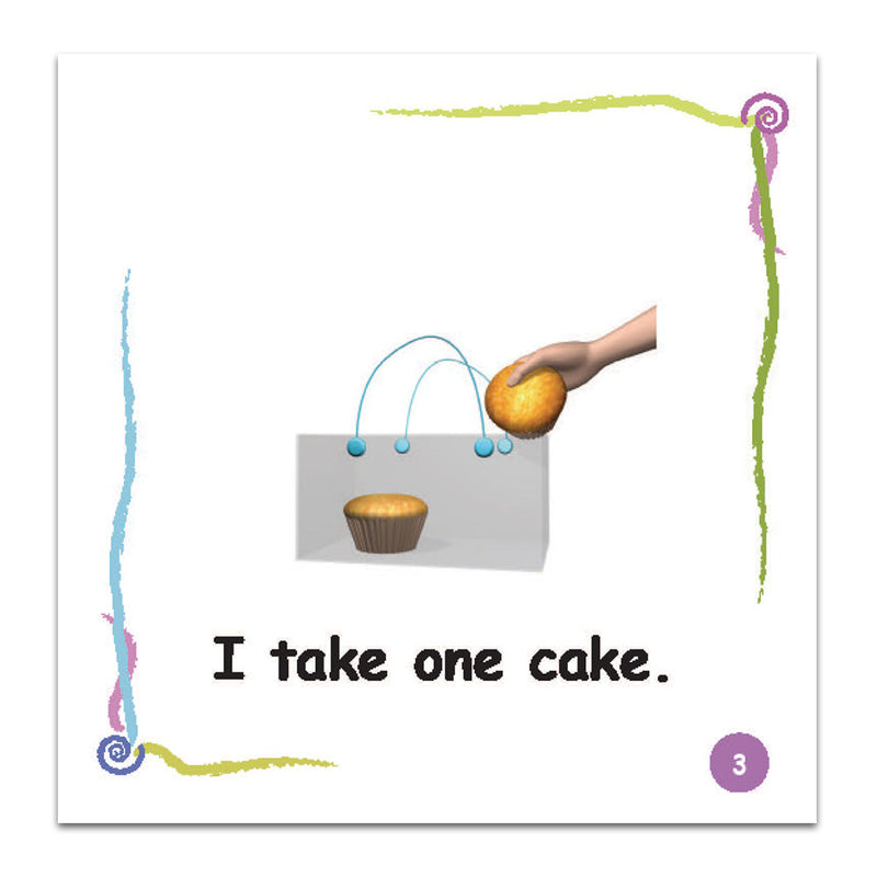I Can Do It! - My Cake