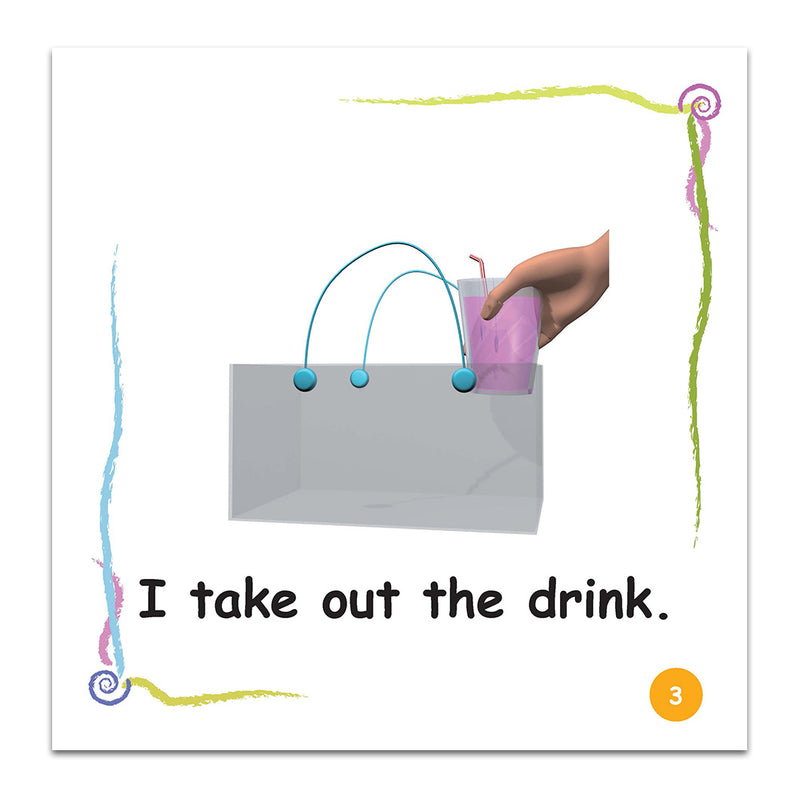 I Can Do It! - My Drink