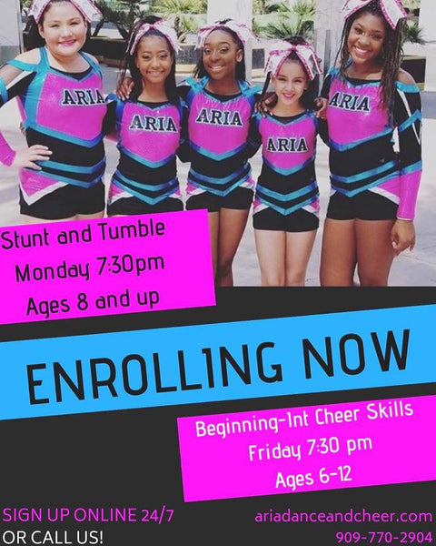 NEW Cheer Classes