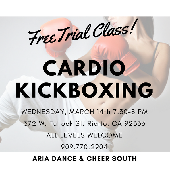 Free Adult Trial Class at ADC South!