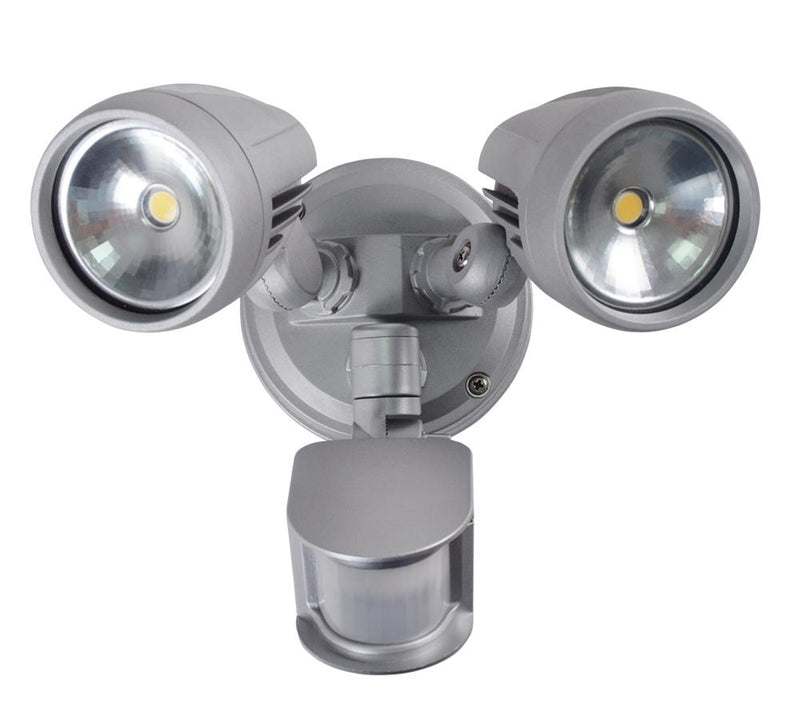 2024 LED Twin Spotlight with Sensor - 30W