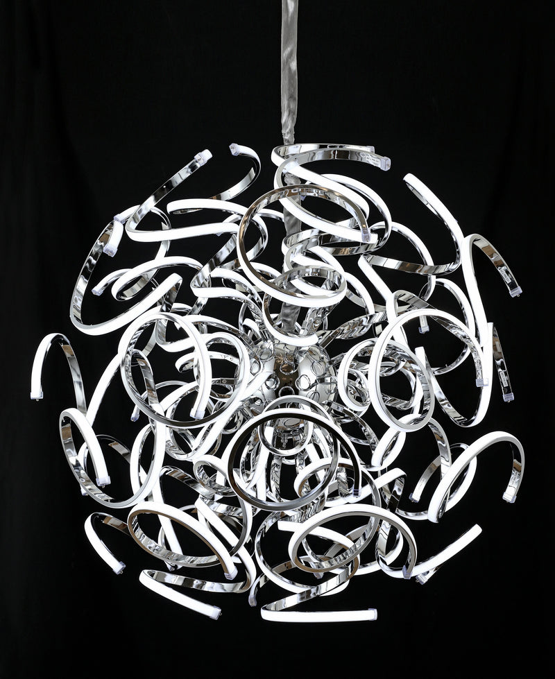 "Jupiter 35.5"" 260W LED Pendant Light [Jupiter-90-260W]"