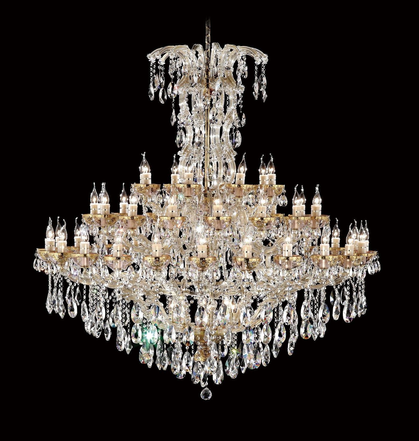 6620 Crystal Pendant Light 59\