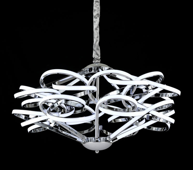 "Pluto 28"" 126W LED Pendant Light [Pluto-126W]"