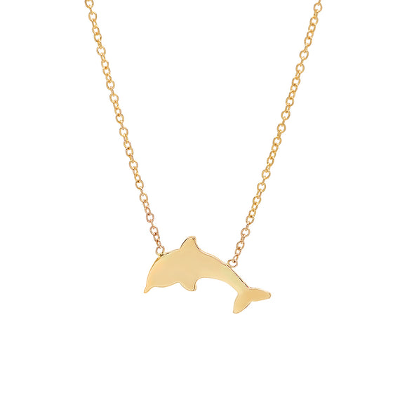 The Zuma - Dolphin Necklace