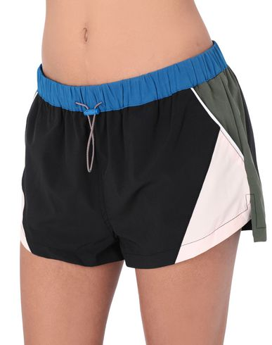Colour Block Run Shorts