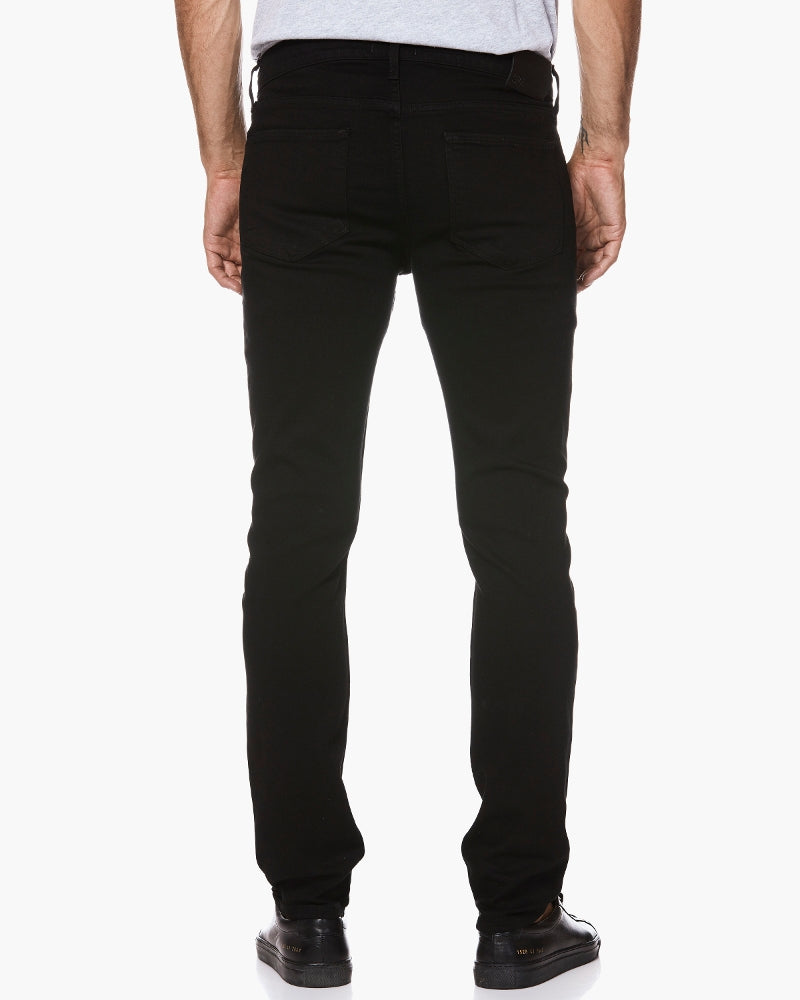Lennox Skinny in Black Shadow