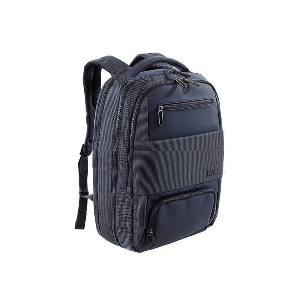 "Gate Backpack travel 17"" blue ink"