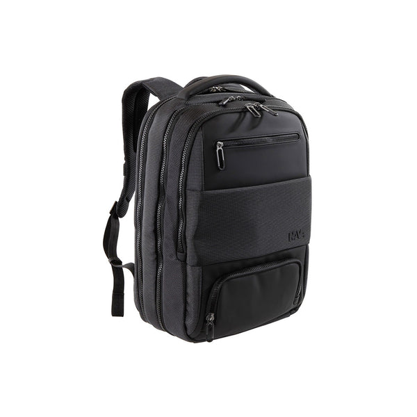 "Gate Backpack travel 17"" black"