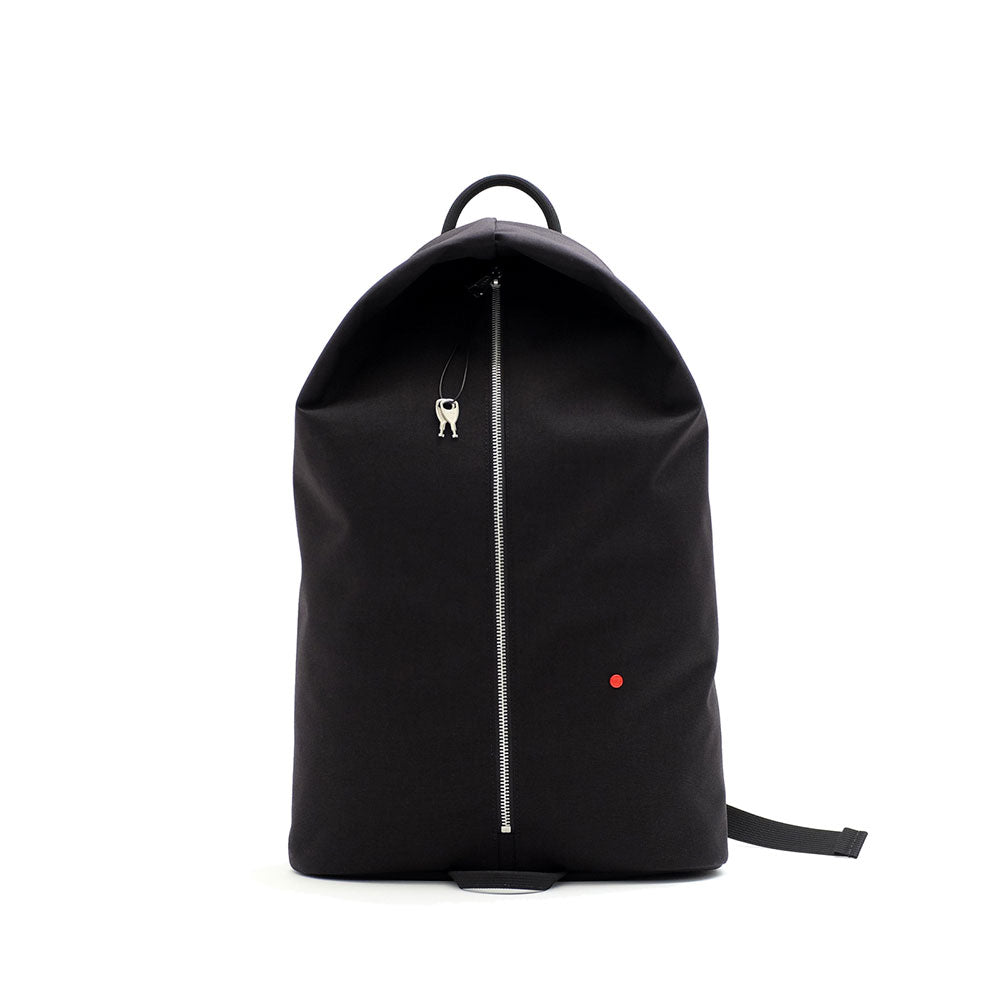 Large backpack - Cordura - black