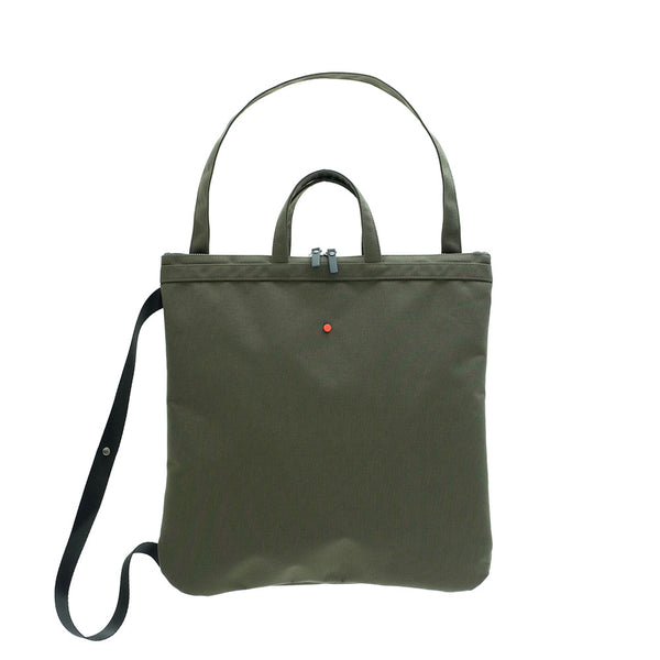 3-Way-Tote - Cordura - forest