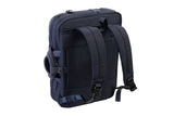 Easy plus brief/backpack night blue