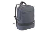 Easy plus backpack small dark grey