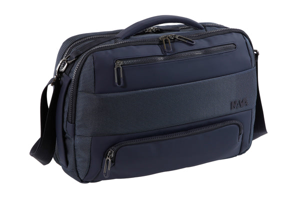 Gate Briefcase / Backpack blue ink