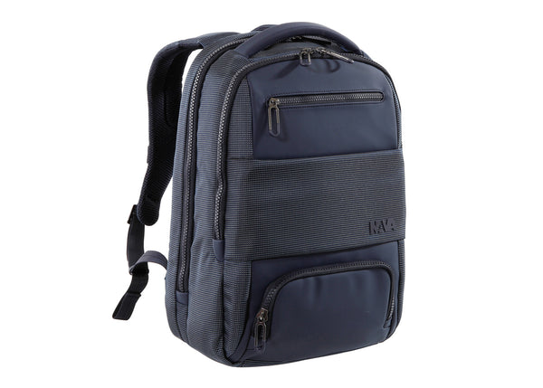 Gate Backpack blue ink