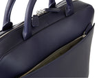 Milano Briefcase small night blue