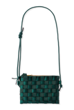 Basket Pouch - Forest Green