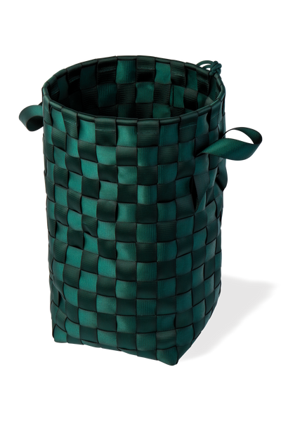 Storage Basket L - Forest Green