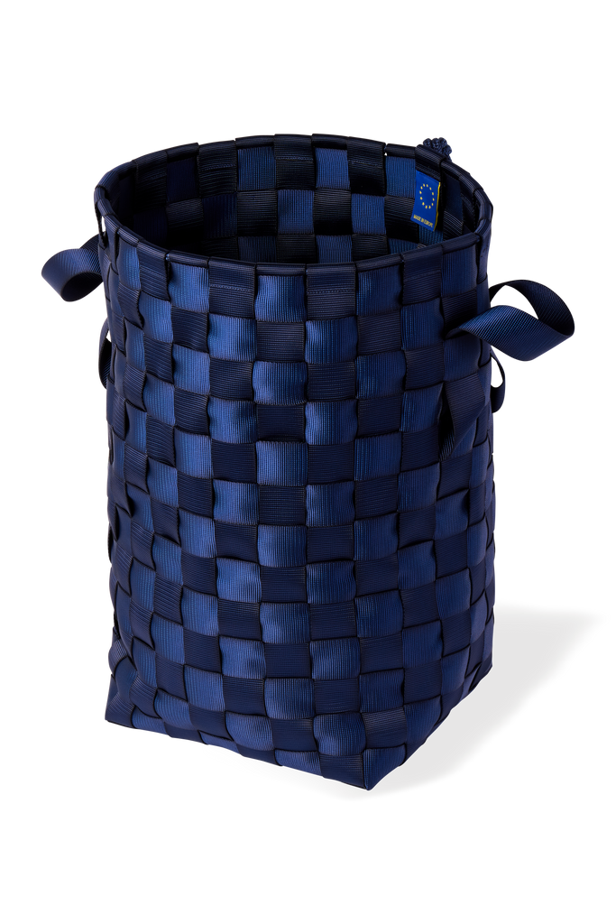 Storage Basket L - Indium Blue
