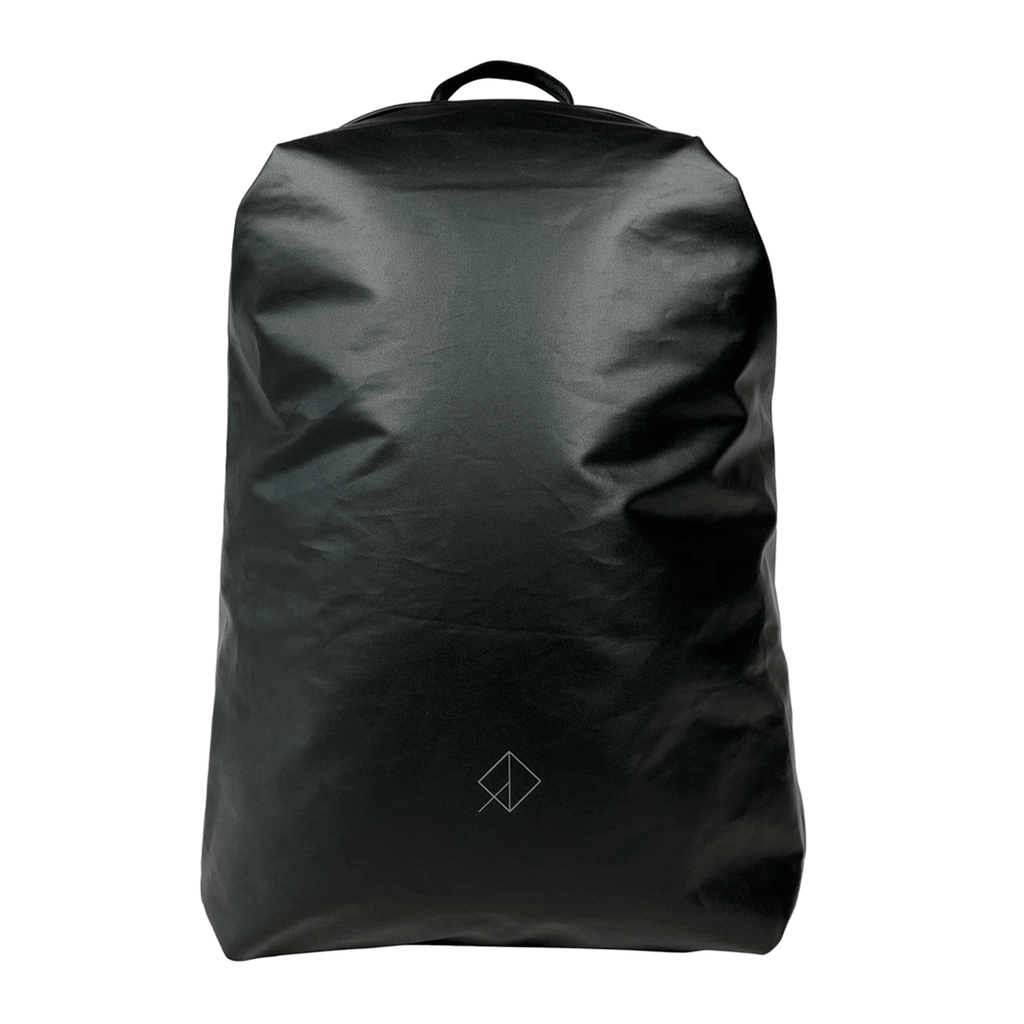 URBAN BACKPACK COATED BLACK
