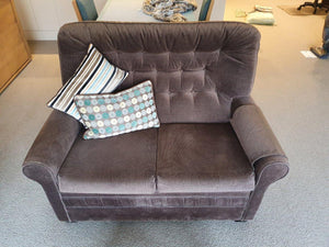 2 Seater Couch & 1 Seater (7390)