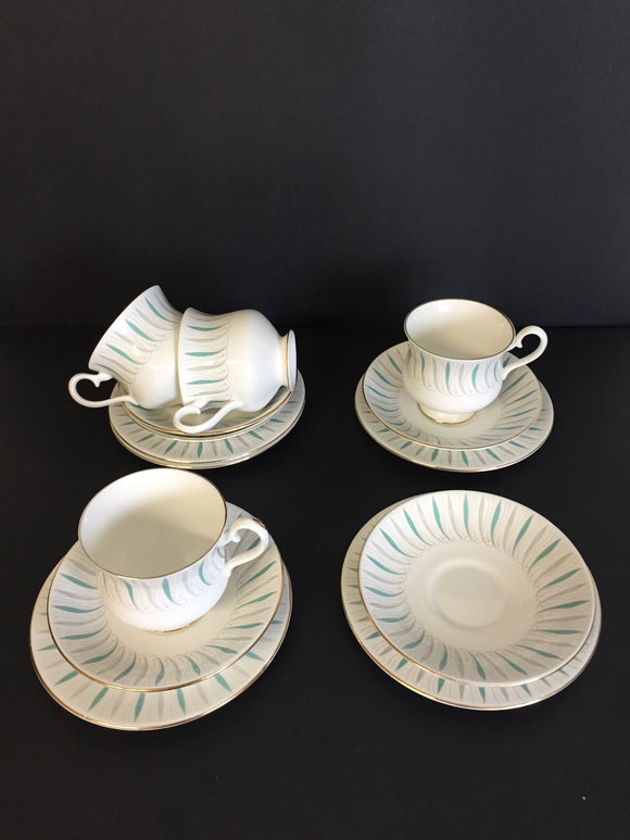 Royal Albert Lucern China Set (ref: 6574)