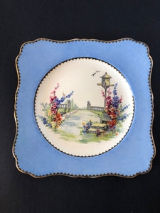 Royal Winton Grimwades Square Plate (8257)