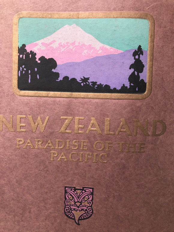 NZ Paradise of the Pacific 1931
