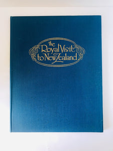 1954 1st Ed. The Royal Visit (7945)